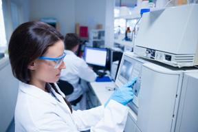 lab filling